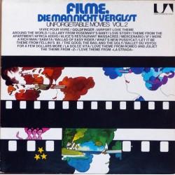 Various – Filme, die man nicht vergisst - Unforgettable Movies Vol.2|UAS 29 179/80