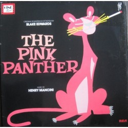 Mancini Henry – The Pink Panther|1983    RCA – NL80832
