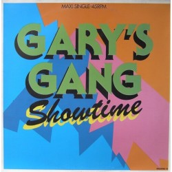 Gary's Gang ‎– Showtime / Rock around the clock|1987      CBS 650090 6-Maxi-Single