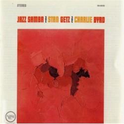 Getz Stan / Charlie Byrd – Jazz Samba|1962 Verve Records V6-8432