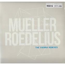 Mueller-Roedelius – The Vienna Remixes|2016   Grönland Records – 12GRON146
