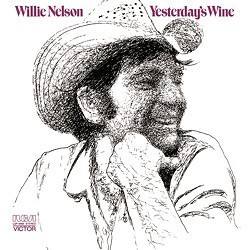 Nelson ‎Willie – Yesterday's Wine|2016    Speakers Corner Records ‎– LSP-4568