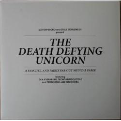 Motorpsycho and Ståle Storløkken – The Death Defying Unicorn|2012    Stickman Records– PSYCHOBABBLE 073