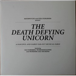 Motorpsycho and Ståle Storløkken ‎– The Death Defying Unicorn|2012    Stickman Records– PSYCHOBABBLE 073
