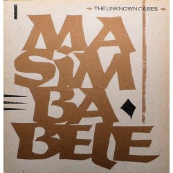 Unknown Cases The ‎– Masimba Bele|1983 Rough Trade ‎– OC 04 T-Maxi-Single