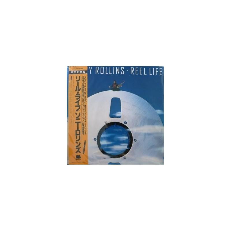 Rollins Sonny Reel Life 1982 Milestone Records Vij