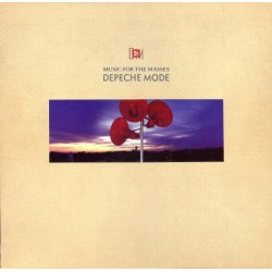 Depeche Mode – Music For The Masses|1987 Mute – INT 146.833-Blue Vinyl