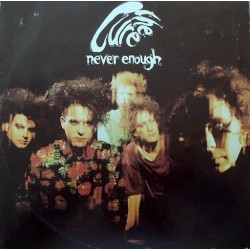 Cure ‎The – Never Enough|1990 Fiction Records ‎– 877 909 1-Maxi-Single