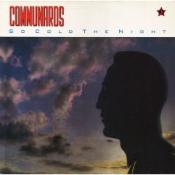 Communards ‎– So Cold The Night|1986 Metronome ‎– 886 105-1-Maxi-Single