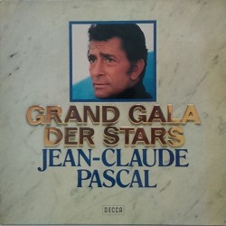 Pascal Jean-Claude– Grand Gala Der Stars 1976 Decca – 6.22560 AO