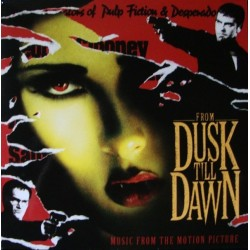 Various ‎– From Dusk Till Dawn: Music From The Motion Picture|2012    Music On Vinyl ‎– MOVLP433