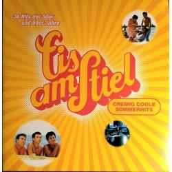 Various – Eis Am Stiel (Cremig Coole Sommerhits)|2014    Edel– 0209690ERE