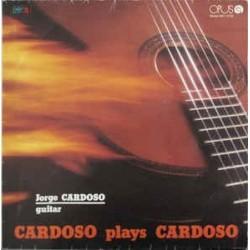 Cardoso Jorge – Cardoso plays Cardoso|1990     Opus – 9311 2123