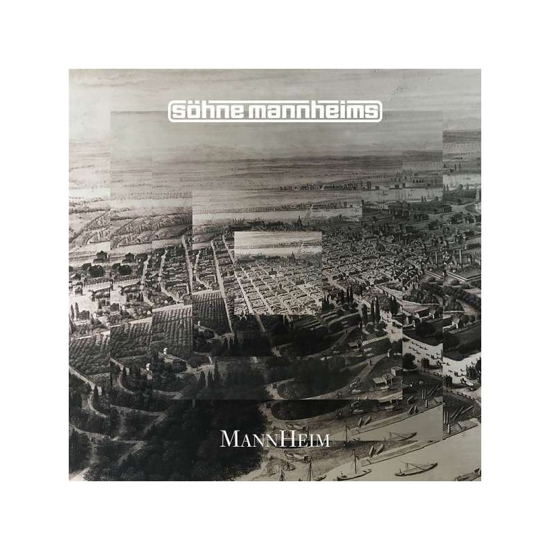 Söhne Mannheims Mannheim2017 Not On Label Söhne Mannheims Self Released None