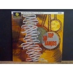 Big Ben Banjo Band, The – Top 50 Banjos|Columbia Records – 33SX 1549