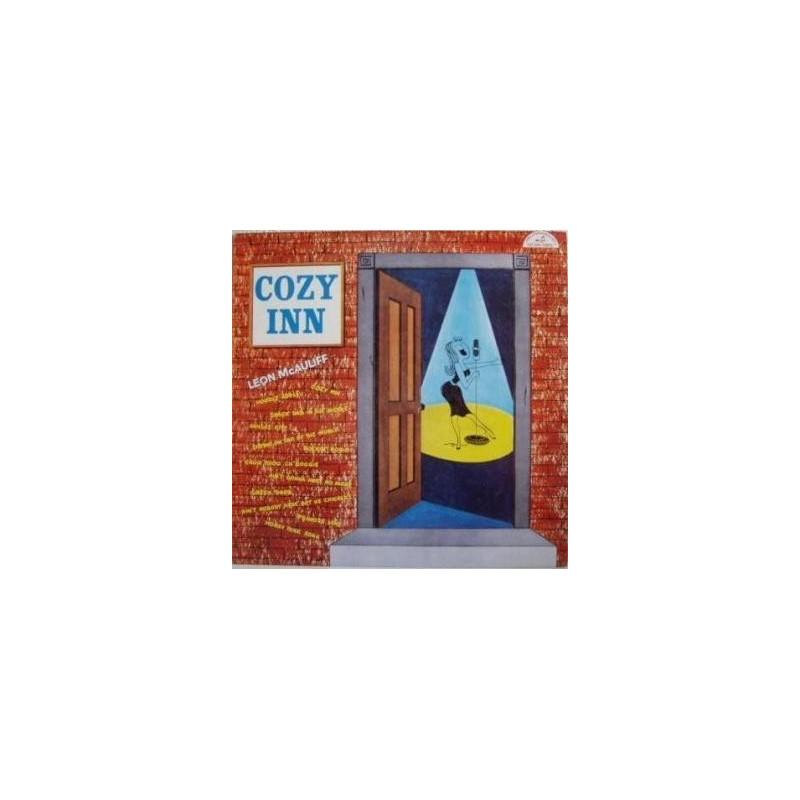 McAuliff Leon – Cozy Inn|1961     ABC-Paramount – ABC-394