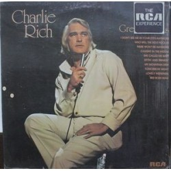 Rich Charlie ‎– Greatest Hits|1975 RCA Victor ‎– APL1-0857