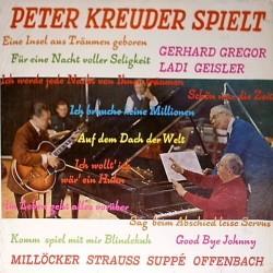 Kreuder Peter – Peter Kreuder spielt|Somerset – 573
