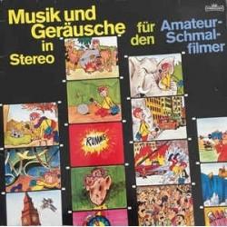 No Artist – Musik & Geräusche in Stereo für den Amateur-Schmalspurfilmer|Intercord – INT 158.003
