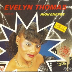 Thomas ‎Evelyn – High Energy|1984    Ariola ‎– 106 589-Single