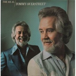 Overstreet ‎Tommy – The Real Tommy Overstreet|1979 Elektra ‎– 6E-226