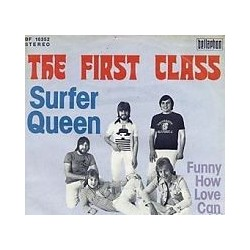 First Class ‎The – Surfer Queen|1974 Bellaphon ‎– BF 18352-Single
