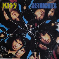 Kiss – Crazy Crazy Nights|1987 Mercury – 888-796-7-Single