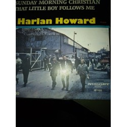 Howard ‎Harlan – Sunday morning christian / That little boy who follows me|Nugget Records – NR 1058-Single