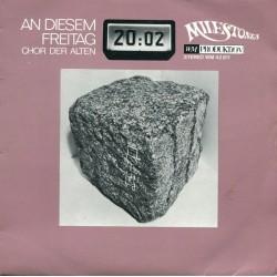 Milestones – 20 Uhr 02 (An Diesem Freitag) 1971 WM Produktion – WM 42 811-Single