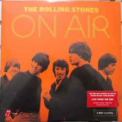 Rolling Stones The ‎– On Air|2017 Rolling Stones Records ‎– 579 582-8