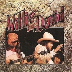 Nelson Willie And David Allan Coe ‎– Willie And David|1980 Plantation Records ‎– PLP 41