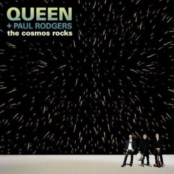 Queen + Paul Rodgers ‎– The Cosmos Rocks|2008 Parlophone ‎– 50999 2 37025 1 6