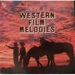 Borland John Henry And His Orchestra ‎– Famous Western Film Melodies|1980 Elite Special ‎– 91810
