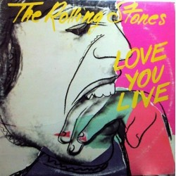 Rolling Stones The ‎– Love You Live|1977 Rolling Stones Records ‎– COC 2-9001