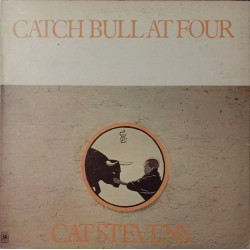 Stevens Cat ‎– Catch Bull At Four|1972 ) A&M Records SP 4365