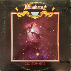 Stevens ‎Cat – Numbers|1975 A&M Records ‎– SP 4555
