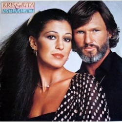 Kristofferson Kris & Rita Coolidge ‎– Natural Act|1978 AMLH 64690