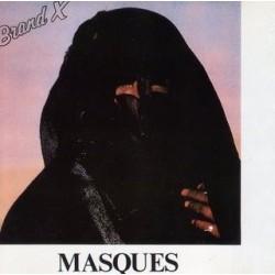 Brand X – Masques|1978   Charisma – CAS 1138
