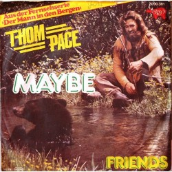 Pace ‎Thom – Maybe|1979 RSO 2090 361-Single
