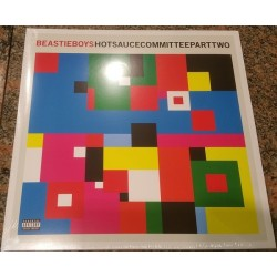 Beastie Boys – Hot Sauce Committee Part Two|2011/2017 Capitol Records 602557727890