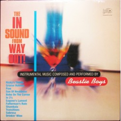 Beastie Boys – The In Sound From Way Out!|1995/2017 Capitol Records – 602557727920