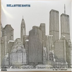 Beastie Boys ‎– To The 5 Boroughs|2004/2017 Capitol Records ‎– 602557727937