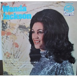Jackson Wanda‎– Wanda Jackson|Music For Pleasure ‎– 1M 048-81 436