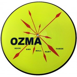 Ozma ‎– Rock And Roll Part Three|2002    Kung Fu Records ‎– 78787-1-Picture Vinyl