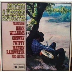 Various ‎– Country & Western Favourites|1969 Music For Pleasure ‎– MFP 1335