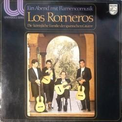Los Romeros – Ein Abend Mit Flamencomusik|Philips6582 002