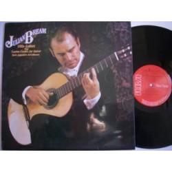 Bream Julian – Twelve Etudes for Guitar Suite Populaire Bresilienne|1978      RL 12499