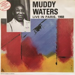 Waters Muddy  – Live In Paris, 1968|1988    France's Concert – FC 121