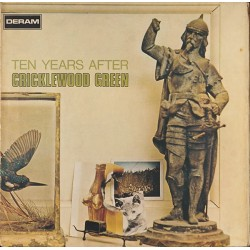Ten Years After ‎– Cricklewood Green|1970     Deram ‎– DML 1065