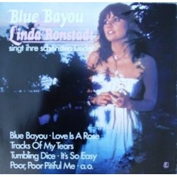 Ronstadt Linda – Blue Bayou|1982 Asylum Records – AS 22 065